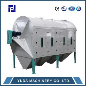 Double-deck barrel screener