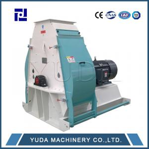 Drop-shaped hammer mill