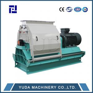 Wide type micro hammer mill